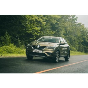 Тест-драйв Renault на бездорожье