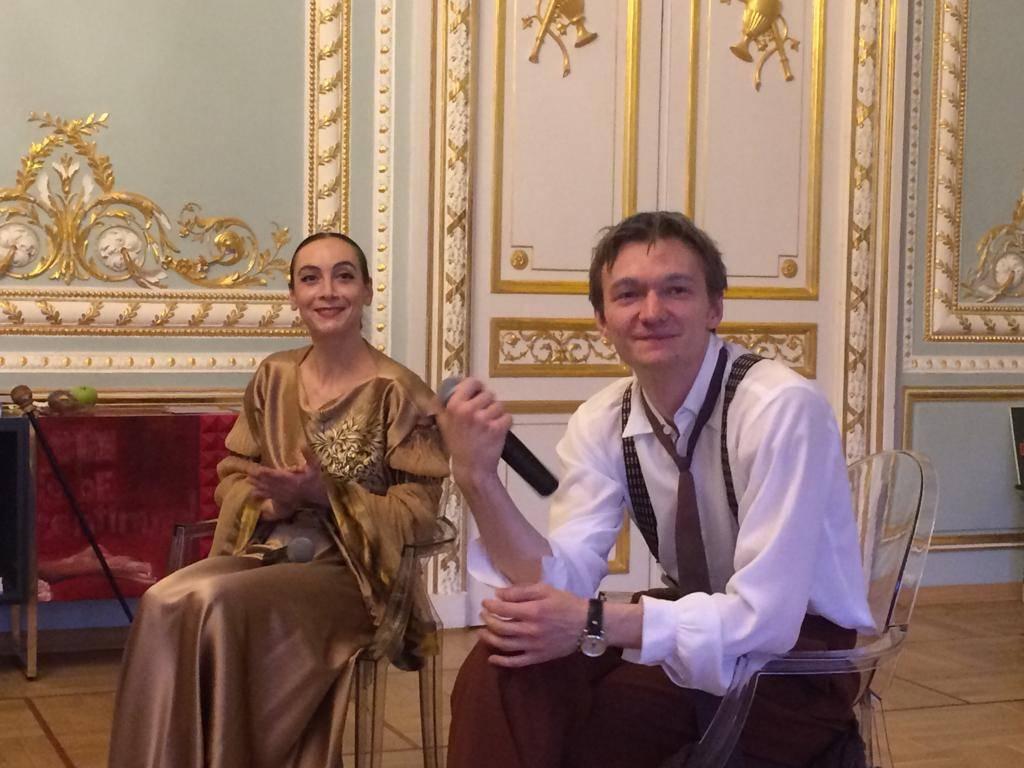 Неповторимость русского балета в образах и сюжетах Ольги Котловой.