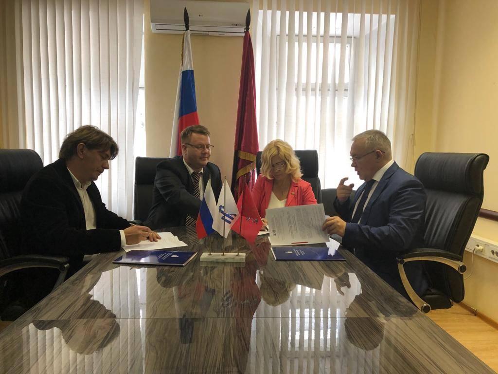 Подписано соглашение между КБК МОО МАП и Спортивной федерацией крикета города Москвы