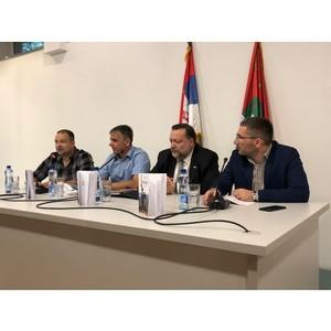 Презентация книги П.С. Дорохина в Сербии – свидетельство укрепления связи между нашими народами