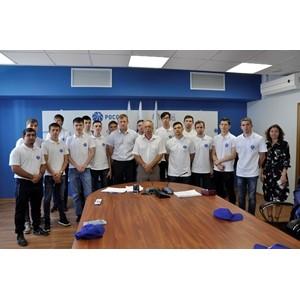 В филиале «Ульяновские сети» стартовал очередной сезон  студенческих стройотрядов