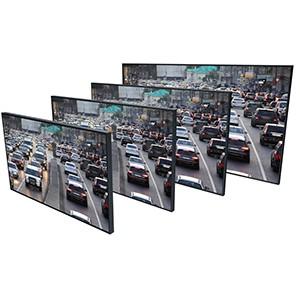Новые 65-дюймовые мониторы для видеонаблюдения от Pelco с поддержкой 1,07 млрд оттенков