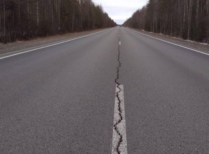 По сигналу ОНФ в Коми был проведен гарантийный ремонт дороги у села Додзь
