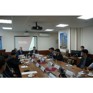 Главконтроль и Контрольно-счетная палата Москвы провели встречу с делегацией из Южной Кореи