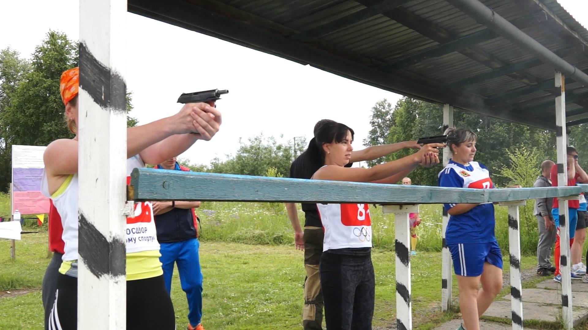 Сотрудники УИС провели 40-й культурно-спортивный фестиваль