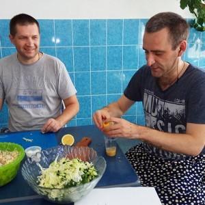 Пациентов Ставропольской психбольницы научили готовить