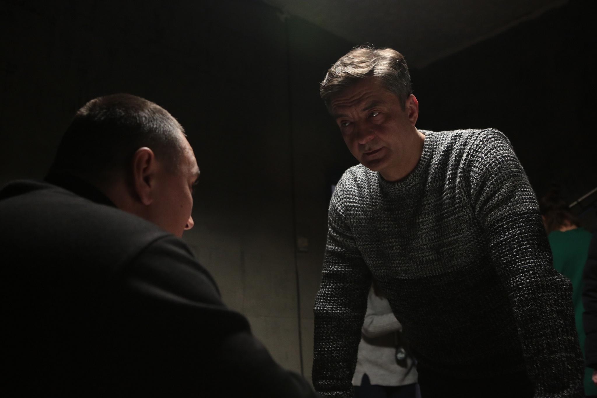 «Киностудия КИТ» объявляет о завершении съёмок сериала «Стажёры»