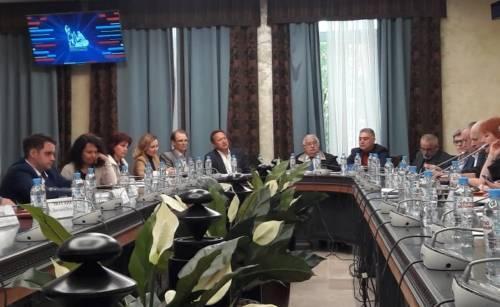 Расширенное заседание Совета Московской ассоциации предпринимателей