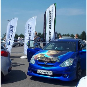 «Балтийский лизинг» выступил партнером тест-драйва в Новокузнецке