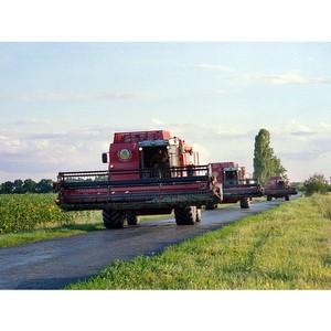 ОНФ удалось упростить порядок выдачи спецразрешений для сельхозтехники