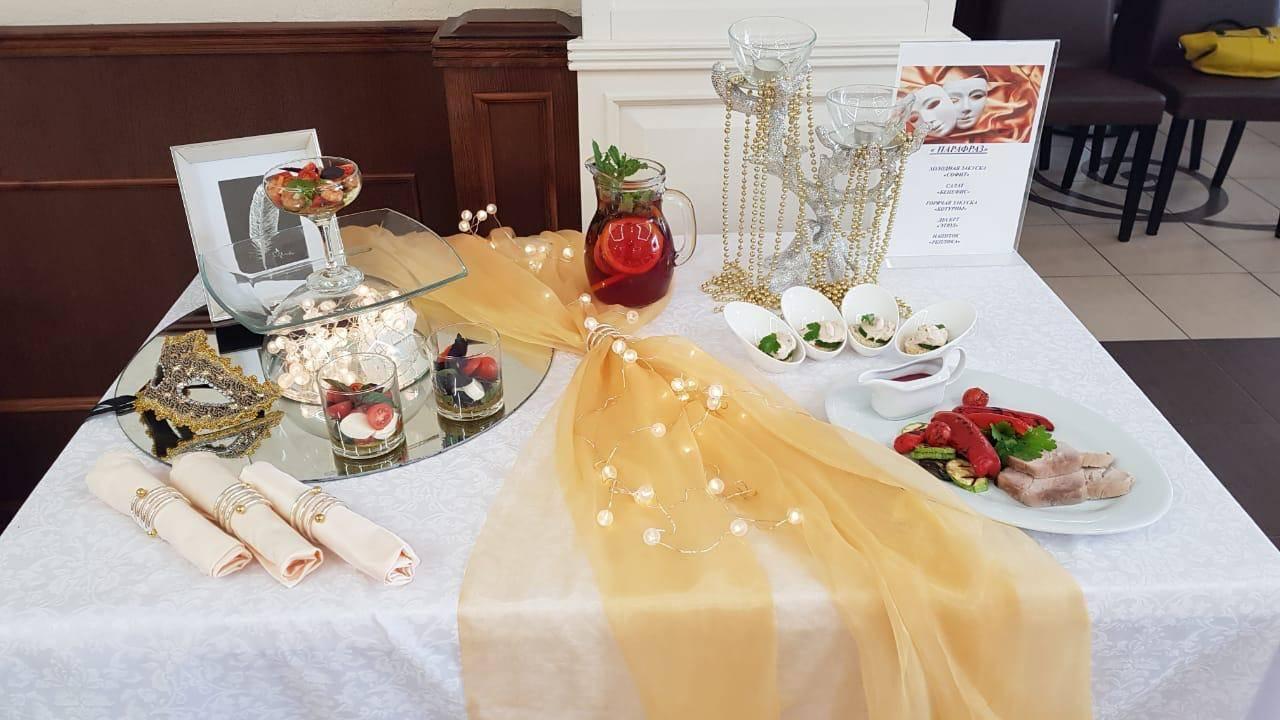 Команда поваров компании «Кейтеринбург» из Ижевска заняла первое место в Кулинарном поединке