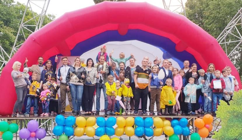 Позитроника стала спонсором III регионального фестиваля «Живи 7Я»