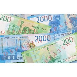 Более 5,6 млрд рублей направлено на развитие системы государственного микрофинансирования МСП