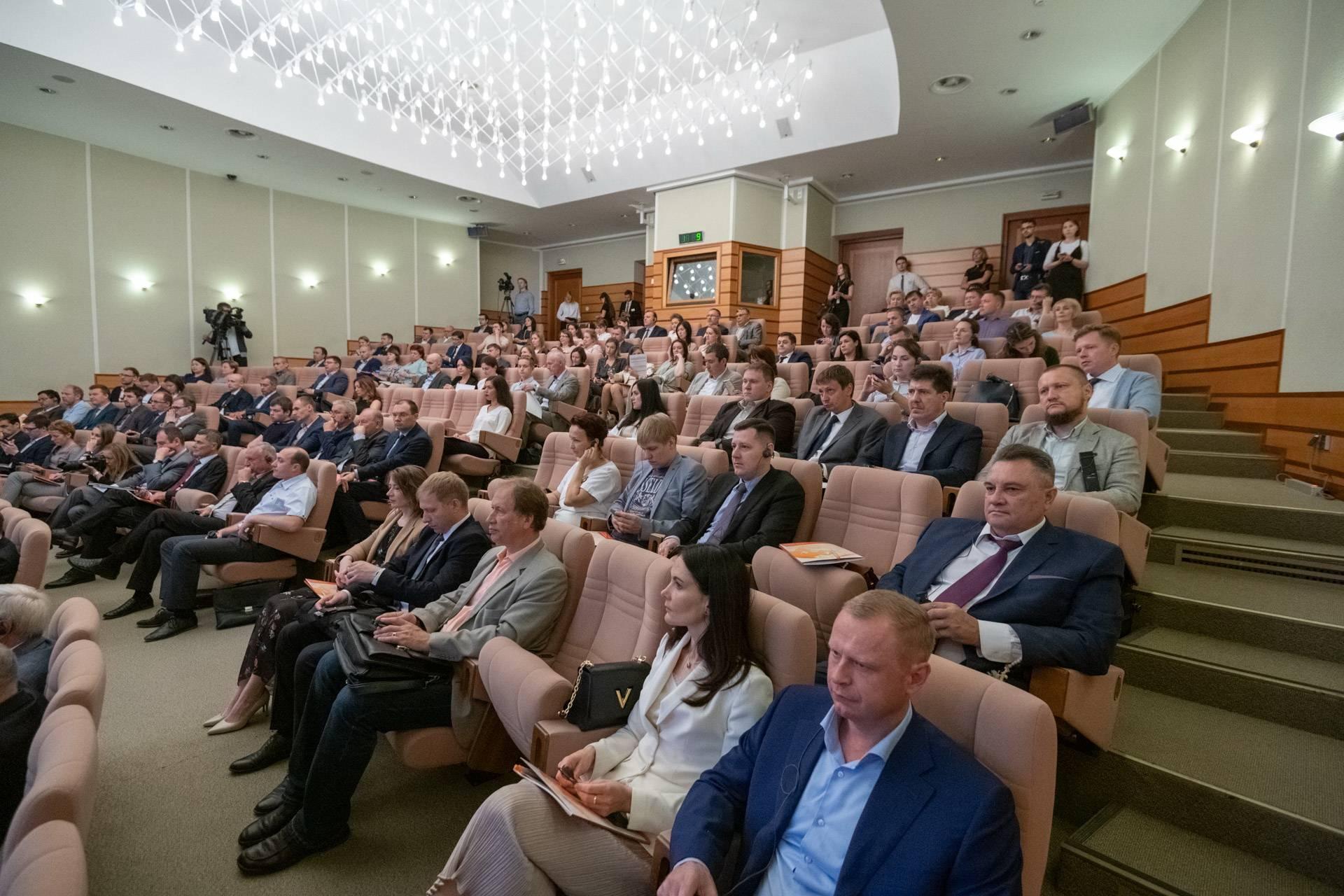 Российско-итальянский форум в Екатеринбурге