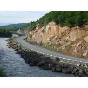 О магистральном транспортном коридоре через Центральный Кавказ