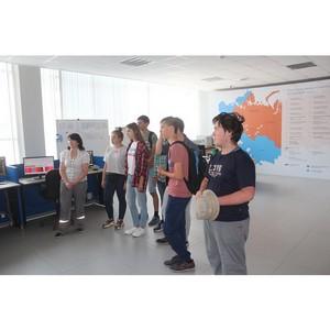 Дети сотрудников Воронежского филиала «Евроцемент груп» поработали в экологическом отряде