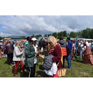 Россельхозбанк приглашает на «День Костромского села»