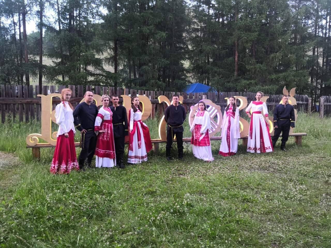 Росгвардейцы в Туве - вторые на фестивале «Верховьё»