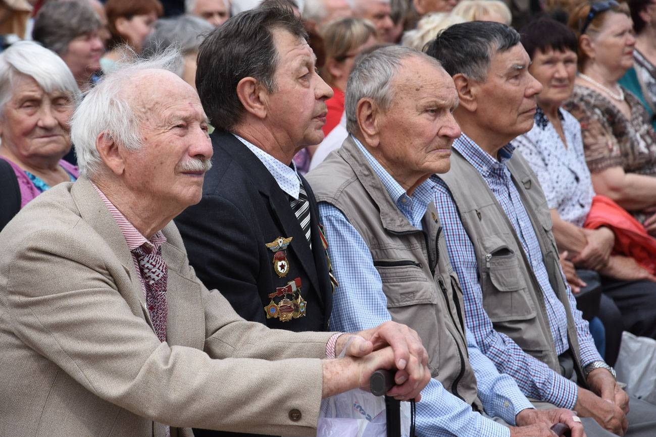 День рождения Машиностроительного завода имени М.И. Калинина