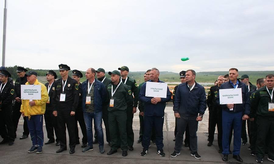 Всероссийские соревнования ПАО «Сбербанк»