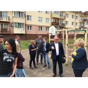Московские активисты ОНФ добились улучшения качества коммунальных услуг в поселке Благодать