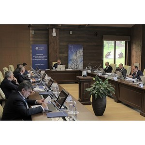 Глава «ФСК ЕЭС» А. Муров отметил рост ключевых показателей работы компании в первом полугодии 2019