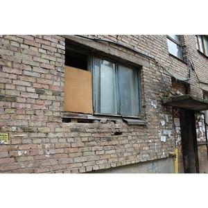 ОНФ в Коми просит власти повлиять на УК, плохо обслуживающую аварийные дома