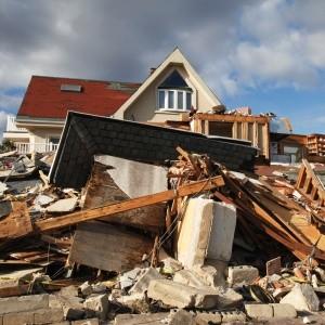 Заявление о разрушении объекта недвижимости подаётся по установленной форме