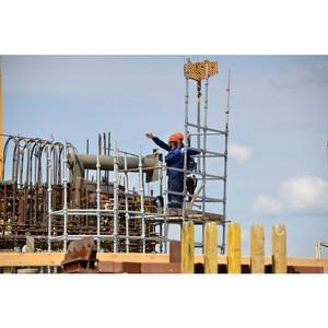 На Курской АЭС-2 началось бетонирование защитной оболочки здания энергоблока №1