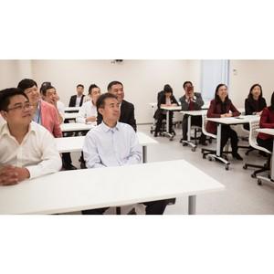 18 преподавателей из Китая повысили квалификацию в вузе