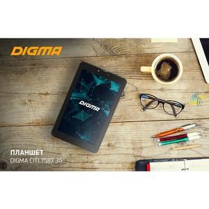 Планшет Digma CITI 7587 3G: развлечения всегда с тобой