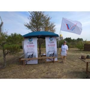 Активисты ОНФ продолжили акцию «Судьба солдата» в Волгограде