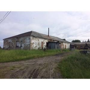 ОНФ в Коми призвал местные власти сохранить единственную баню в поселке Новый Бор