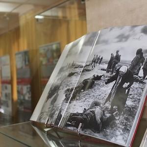 """В Ставропольском краеведческом музее открылась выставка """"Помни о нас…"""""""