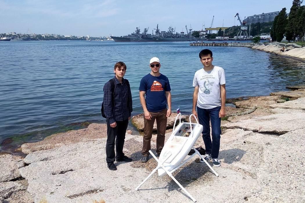 В СевГУ разработают морской беспилотник для создания карты глубин