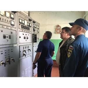 ОНФ в Туве и МЧС контролируют подготовку к отопительному сезону в труднодоступной Тодже