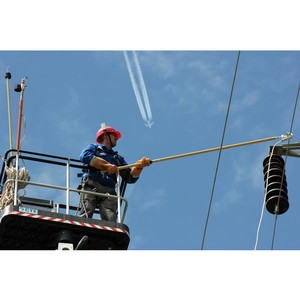 Калугаэнерго за полгода отремонтировало 1565 км линий электропередачи