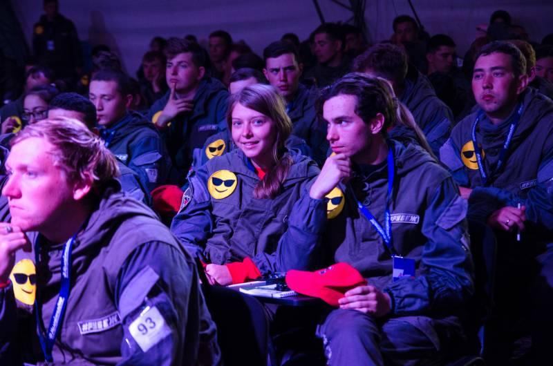 На форуме «Рубеж» обсудили будущее телевидения и эффективные методы борьбы со стрессом