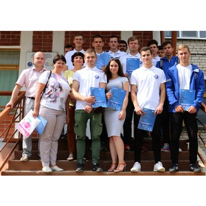 В «Россети Центр и Приволжье Калугаэнерго» завершился  студенческих энергетических отрядов