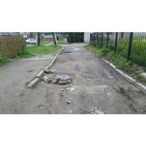 После обращения ОНФ в Республике Карелия власти Пряжинского района начали ремонт сетей водоснабжения