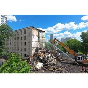 ОНФ предлагает установить единый максимальный срок сноса расселенных аварийных домов