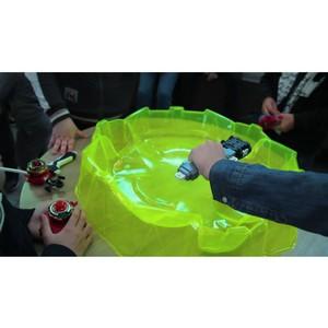 Грандиозный турнир по «Бейблейдам» в торгово-развлекательном центре «Нора»