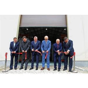 В Свердловской области открыто новое высокотехнологичное производство