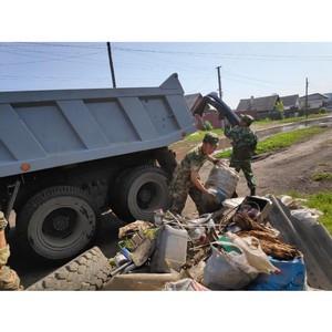 Предварительные итоги работы Росгвардии по ликвидации последствий паводка в Иркутской области