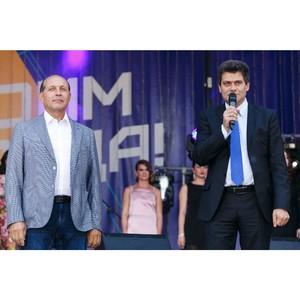 Екатеринбург отметил День строителя