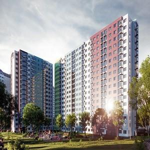 Жилой комплекс в городе Видное от компании RDI аккредитован в Связь-Банке