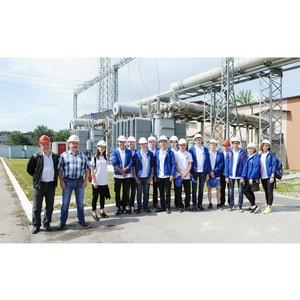 В Тулэнерго завершил работу студенческий отряд «Энергетик»