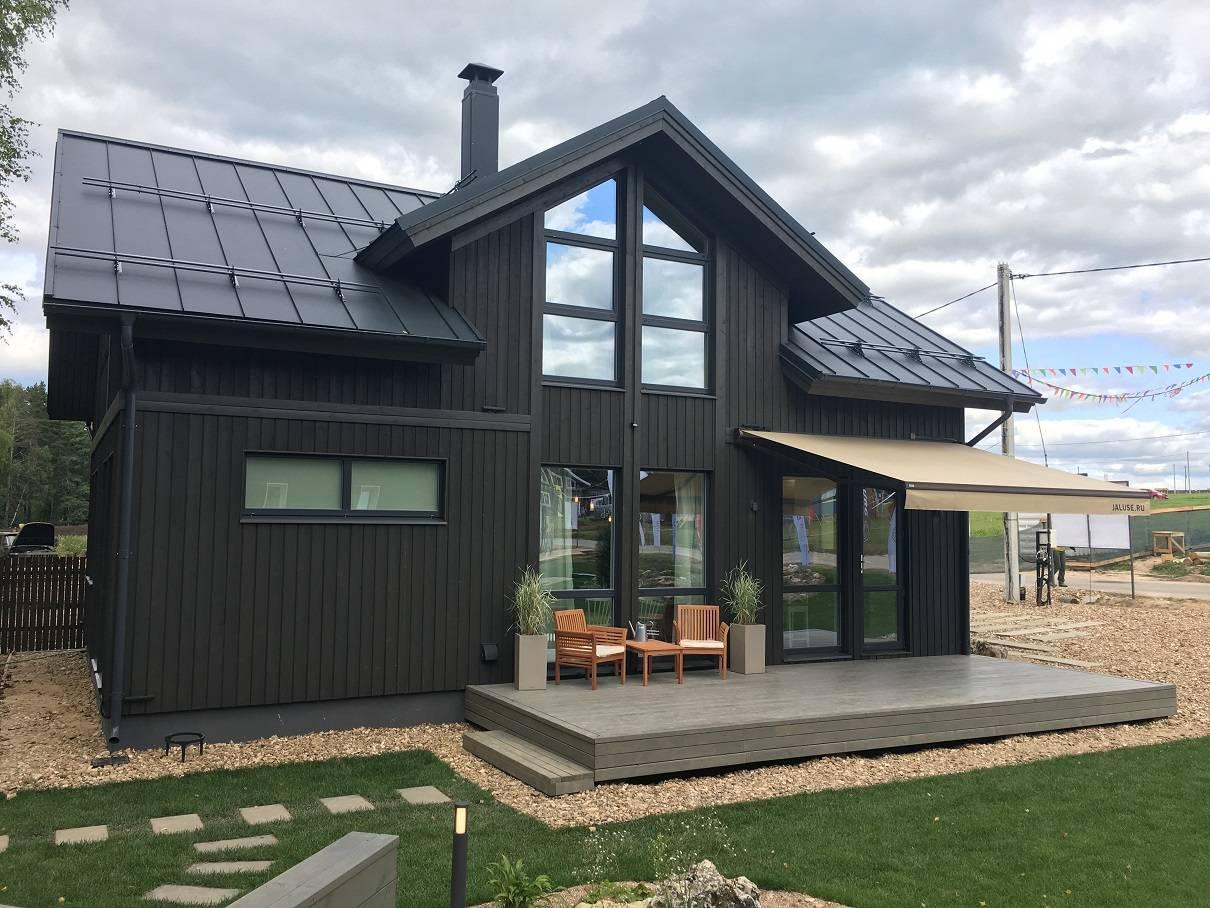 Энергосберегающие окна «Фаворит Спэйс» от Deceuninck на выставке Open Village