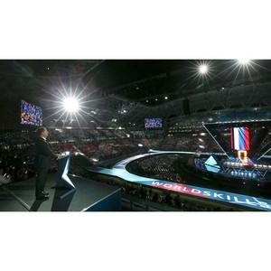 Д.Медведев выступил на открытии чемпионата WorldSkills Kazan 2019