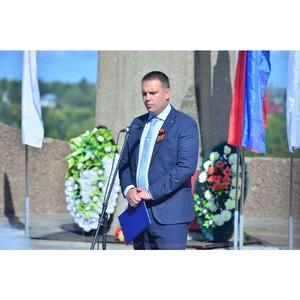 Тверьэнерго приняло участие в мероприятиях по захоронению останков воинов